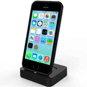 KIDIGI Docks for iPhone/iPod Black