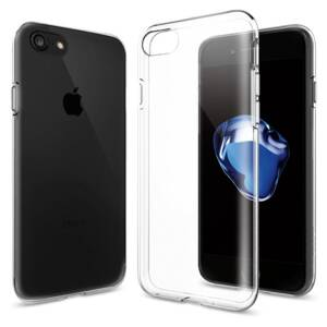 SPIGEN Liquid Crystal for iPhone 7 - Crystal Clear