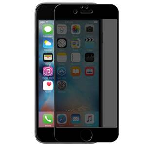 DEVIA Privacy Glass for iPhone 7 Black