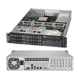 SUPERMICRO SuperServer SYS-6028R-TT