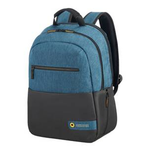 "SAMSONITE Batoh na notebook Tourist 15,6"" blk/blue"