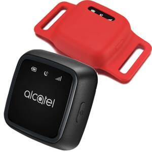 ALCATEL MOVE TRACK Pet verzia MK20 Black/Red