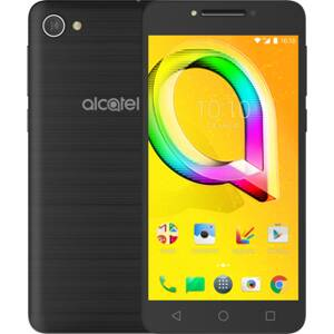 ALCATEL ONETOUCH A5 LED 5085D Metallic Black