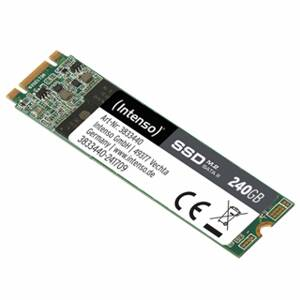 INTENSO SSD HIGH 240GB M.2