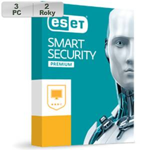 ESET Smart Security Premium 2018 3PC na 2r
