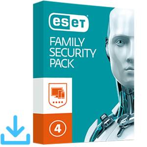 ESET Family Security Pack 2018 El. lic