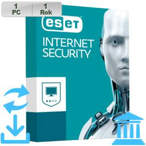 ESET Internet Security 2018 GOV 1PC na 1r Aktu