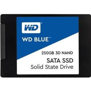 "WD SSD Blue 3D NAND 250GB/2,5""/SATA3/7mm"