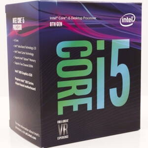 INTEL Intel Core i5-8400 (9M Cache, up to 4.00 GH)