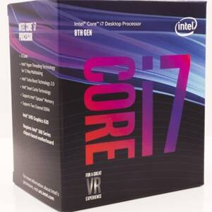 INTEL Intel Core i7-8700K 12M Cache, up to 4.70 GH