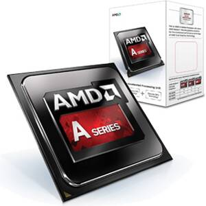 CPU AMD -- A4 6300 X2 FM2 AD6300OKHLBOX