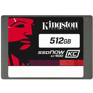 Kingston SSDNow KC400 - 512GB (SKC400S37/512G)