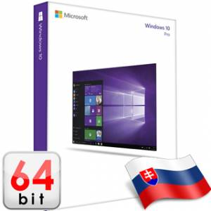 MS WINDOWS 10 Pro SK 64-bit OEM
