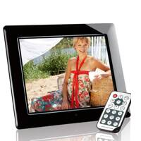 "LCD PHOTO FRAME -- Intenso 9,7"" Media Gallery"
