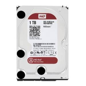 "WD Red NAS 1TB 3,5""/64MB/26mm"