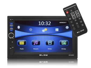 Autorádio BLOW AVH-9810 MP3, USB, SD, MMC, FM