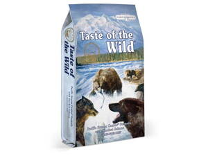Granule TASTE OF THE WILD PACIFIC STREAM CANINE 2 kg