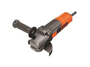 Bruska úhlová BLACK+DECKER 900W 125mm, BEG220