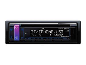 Autorádio JVC CD/MP3/BT KD-R881BT