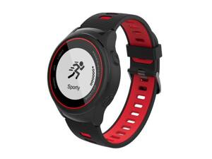 Hodinky SMARTWATCH iGET ACTIVE A4 BLACK