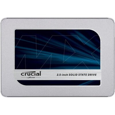 "CRUCIAL SSD MX500 250GB/2,5""/SATA3/7mm"