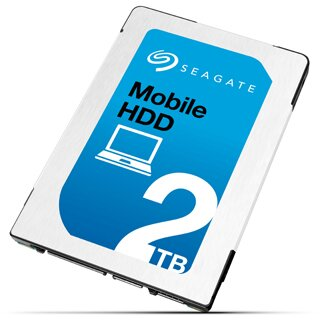 "SEAGATE Mobile 2TB/2,5""/128MB/7mm"
