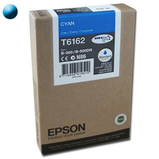 EPSON Cartridge C13T616200 cyan