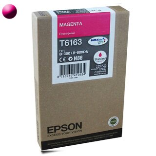 EPSON Cartridge C13T616300 magenta