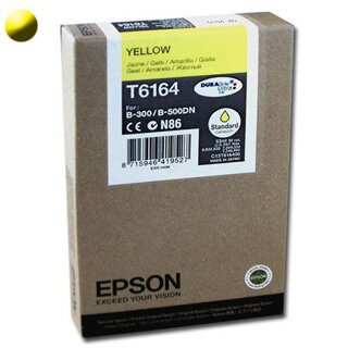 EPSON Cartridge C13T616400 yellow