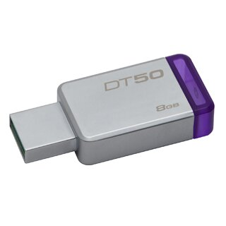KINGSTON DataTraveler DT50 8GB USB 3.1