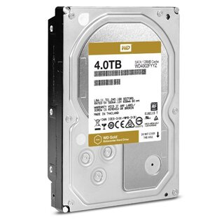 "WD GOLD Int. Disk 4TB/3,5""/128MB"