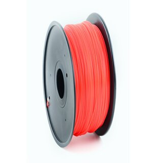 GEMBIRD Náplň 3D 100mm PLA/1.75mm/1kg Red