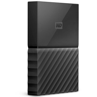WD My Passport 1TB black