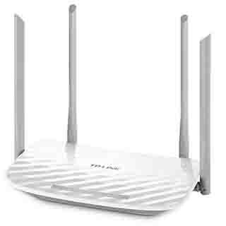 TP-Link Archer C25 AC900 Dual Band Wireless Router