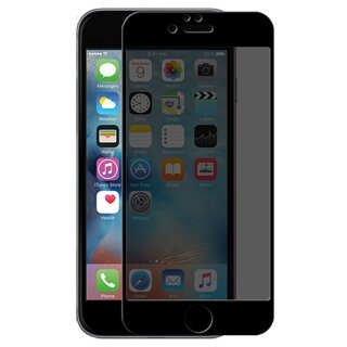 DEVIA tempered Glass for iPhone 7 Plus Black