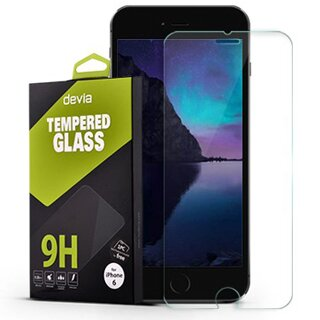DEVIA Classic Temperated Glass for iPhone SE/5/5S