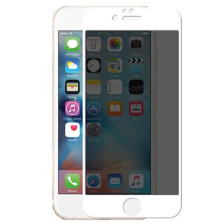 DEVIA Privacy Glass for iPhone 7 White