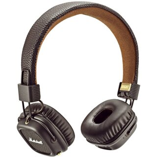 MARSHALL Headset Major II BT Brown