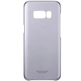 SAMSUNG Púzdro CLEAR pre Galaxy S8 Orchid Grey