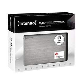 "INTENSO 3TB MemoryBoard 3,5"" 6033511"