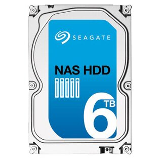 "SEAGATE NAS HDD 6TB/3,5""/128MB/26mm"