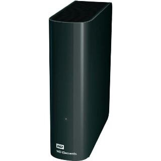 HDD WD -- Elements Portable 3TB blackWDBWLG0030HBK