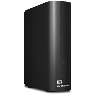HDD WD -- Elements Portable 2TB blackWDBWLG0020HBK