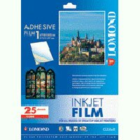 LOM PET Film for ink printer clear 2700003