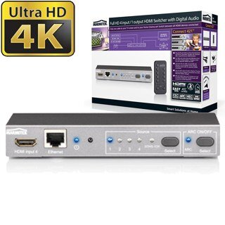 MARMITEK Connect 421 UHD E