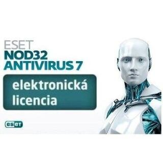 ESET NOD32 Antivirus GOV 2 PC na 2 roky