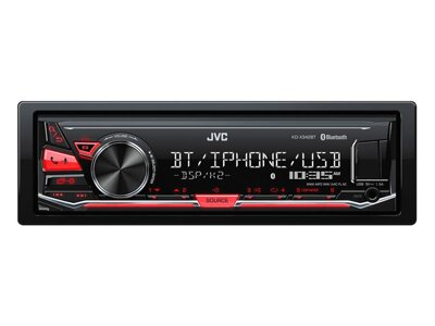 Autorádio JVC S BT/USB/MP3 KD-X342BT