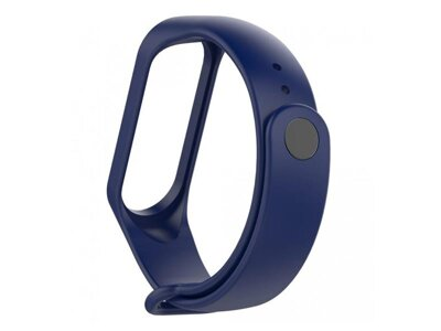 Remienok XIAOMI MI BAND 3 DARK BLUE