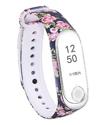 Remienok XIAOMI MI BAND 3 ROSE