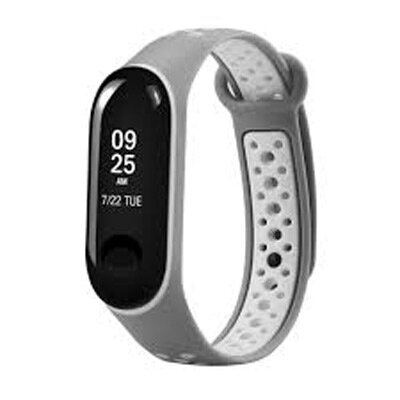 Remienok XIAOMI MI BAND 3 SPORT GREY / WHITE